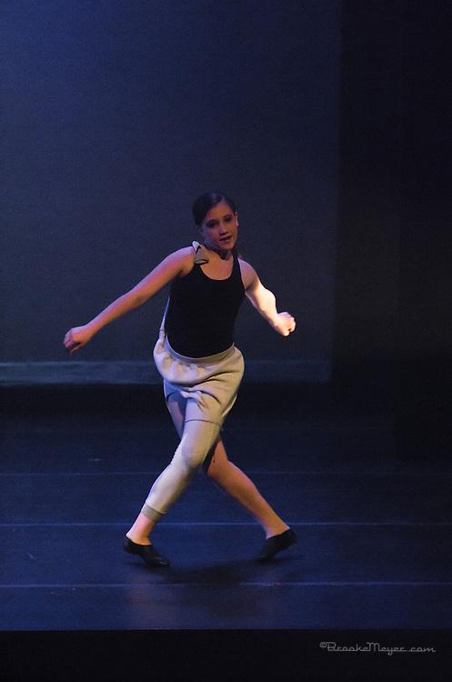 "Friday, 7 PM Performance, 3D Project Jazz Company ""X"", 10th Annual Spring Showcase, Cary Arts Center, Cary, North Carolina."