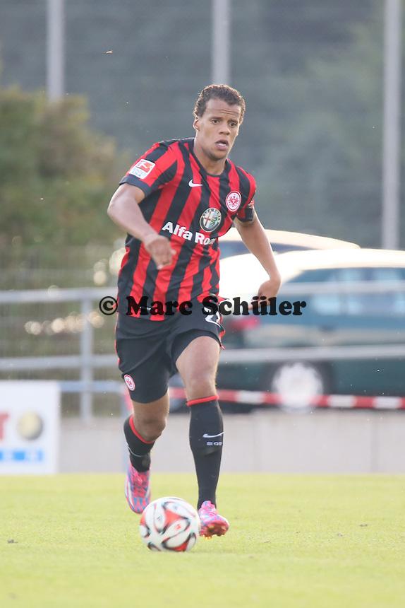Timothy Chandler (EIntracht) - VfB Unterliederbach vs. Eintracht Frankfurt
