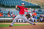 12 March 2014: Washington Nationals pitcher Xavier Cedeno on the mound during a Spring Training game against the Houston Astros at Osceola County Stadium in Kissimmee, Florida. The Astros rallied in the bottom of the 9th to edge out the Nationals 10-9 in Grapefruit League play. Mandatory Credit: Ed Wolfstein Photo *** RAW (NEF) Image File Available ***