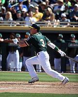 Chris Coghlan - Oakland Athletics 2016 spring training (Bill Mitchell)