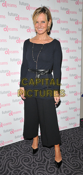 Jacquie Beltrao attends the Future Dreams Autumn Lunch, The Savoy Hotel, The Strand, London, England, UK, on Monday 05 October 2015. <br /> CAP/CAN<br /> &copy;CAN/Capital Pictures