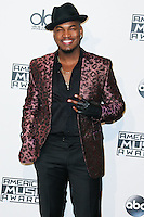 LOS ANGELES, CA, USA - NOVEMBER 23: Ne-Yo poses in the press room at the 2014 American Music Awards held at Nokia Theatre L.A. Live on November 23, 2014 in Los Angeles, California, United States. (Photo by Xavier Collin/Celebrity Monitor)