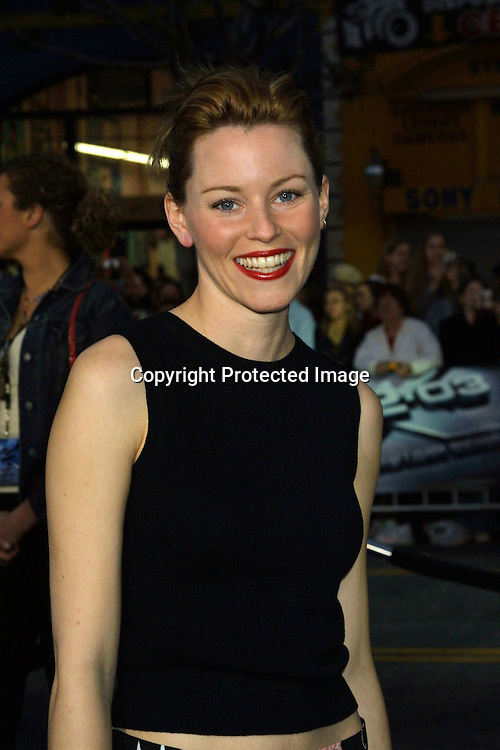 ©2003 KGC-21 /KEN GOFF PHOTOS.X2:  X-MEN UNITED PREMIERE.GRAUMAN'S CHINESE THEATER.HOLLYWOOD, CA.APRIL 28, 2003..ELIZABETH BANKS