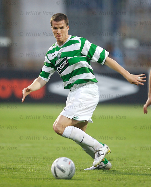 Gary Caldwell, celtic.stock season 2006-2007.pic willie vass