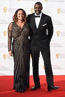 Idris Elba<br /> at the 2016 BAFTA TV Awards, Royal Festival Hall, London<br /> <br /> <br /> &copy;Ash Knotek  D3115 8/05/2016