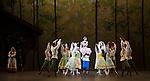 """English National Ballet. """"Snow Queen""""."""