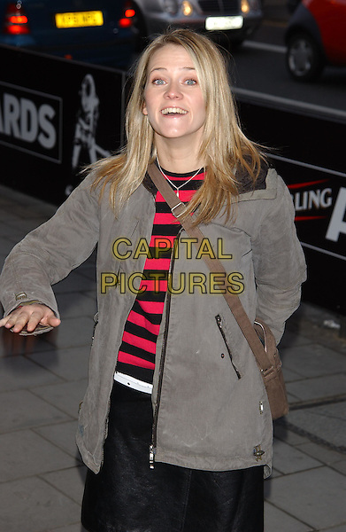 EDITH BOWMAN.arrivals at the NME Awards.at PoNaNa, Hammersmith.www.capitalpictures.com.sales@capitalpictures.com.© Capital Pictures.