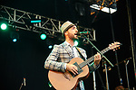 Charlie Winston in concert during 'Las Noches del Botanico 2019 -The nights in the Botanic 2019'. July 16, 2019. (ALTERPHOTOS/Yurena Paniagua)