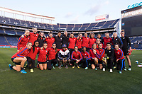 USWNT Training, January 20, 2018