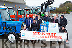 Launching the Mid Kerry which will be held in Mid Kerry Mart Milltown on Sunday 10th March front row: Michelle Flynn, Dan Horgan, Noel Sweeney, Back row: Darragh Lyne, John Allman, Shane Clifford, Zeta Ashe,Liam Wharton, Dermot Crowley Recovery Haven, Sean Kelliher, Robert Giles,
