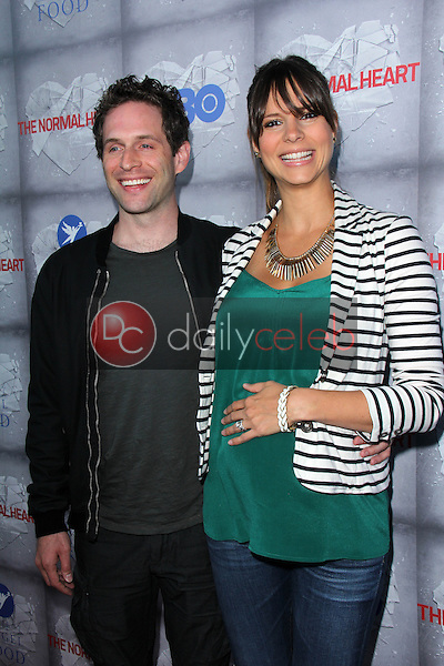 Glenn Howerton, Jill Latiano<br />
