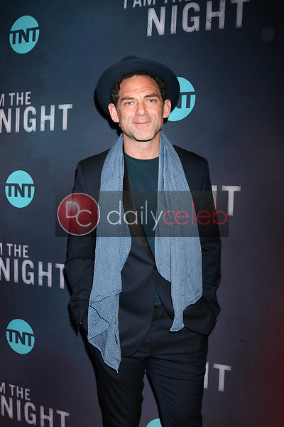 """Dylan Smith<br /> at the """"I Am The Night"""" Premiere, Harmony Gold Theater, Los Angeles, CA 01-24-19<br /> David Edwards/DailyCeleb.com 818-249-4998"""