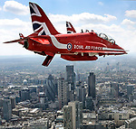 17.06.2017, London; UK: TROOPING THE COLOUR 2017 - FLYPAST BY THE RED ARROWS<br /> Queen Elizabeth and members of the Royal Family attend Trooping the Colour, that marks the Queen Elizabeth&rsquo;s Official Birthday.<br /> Mandatory Credit Photo: &copy;MoD/NEWSPIX INTERNATIONAL<br /> <br /> IMMEDIATE CONFIRMATION OF USAGE REQUIRED:<br /> Newspix International, 31 Chinnery Hill, Bishop's Stortford, ENGLAND CM23 3PS<br /> Tel:+441279 324672  ; Fax: +441279656877<br /> Mobile:  07775681153<br /> e-mail: info@newspixinternational.co.uk<br /> *All fees payable to Newspix International*