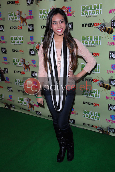 Ashley Argota<br />