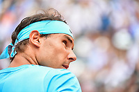 Rafael Nadal of Spain during Day 15 (Men's Final Day) of the French Open 2018 on June 10, 2018 in Paris, France. (Photo by Dave Winter/Icon Sport)