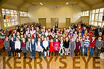 ST Patricks Day Feis at Scoil Realt NA Maidne, Listowel on Sunday with Jimmy hickey and Kathleen McCarthy