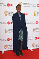 Michaela Coel<br /> at the announcement of the nominations for the BAFTA TV Awards 2017, London.<br /> <br /> <br /> &copy;Ash Knotek  D3246  11/04/2017