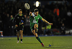 Connacht's Craig Ronaldson converts his sides second try<br /> Guiness Pro12<br /> Cardiff Blue v Connacht<br /> BT Sport Cardiff Arms Park<br /> 06.03.15<br /> &copy;Ian Cook -SPORTINGWALES
