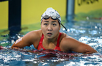 Yeonsu Lee. 200m IM. Swimming New Zealand National Short Course Championships, National Aquatic Centre, New Zealand, Wednesday 3rd October 2018. Photo: Simon Watts/www.bwmedia.co.nz