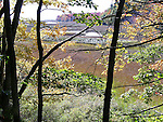 Estuary in Rachel Carson National Wildlife Refuge in Maine, USA