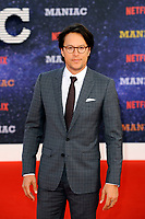 LONDON, ENGLAND - SEPTEMBER 13:  Cary Fukunaga attending the World premiere of the new Netflix series 'Maniac' at Southbank Centre on September 13, 2018 in London, England.<br /> CAP/MAR<br /> &copy;MAR/Capital Pictures