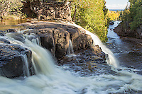&quot;Fall at Middle Falls&quot;<br />