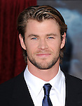 Chris Hemsworth at The Marvel Studios Premiere of THOR held at The El Capitan Theatre in Hollywod, California on May 02,2011                                                                               © 2010 Hollywood Press Agency