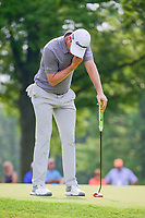 Justin Rose (ENG) during Friday's round 2 of the World Golf Championships - Bridgestone Invitational, at the Firestone Country Club, Akron, Ohio. 8/4/2017.<br /> Picture: Golffile | Ken Murray<br /> <br /> <br /> All photo usage must carry mandatory copyright credit (&copy; Golffile | Ken Murray)