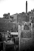 La vieille ville de Mardin.