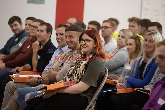 Wales & West Utilities<br /> Corporate Induction 2019<br /> 24.04.19<br /> ©Steve Pope<br /> Fotowales