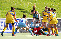 Northland v Southern women during the National Hockey League, Day One action, National Hockey Stadium, Wellington, New Zealand. Saturday 15 September 2018. Photo: Simon Watts/www.bwmedia.co.nz/Hockey NZ
