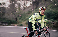 Jasper STUYVEN (BEL/Trek-Segafredo)<br /> <br /> Team Trek-Segafredo men's team<br /> training camp<br /> Mallorca, january 2019<br /> <br /> &copy;kramon