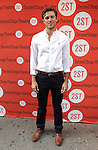 Aaron Tveit.attending the Off-Broadway Opening Night Performance of Second Stage Theatre's 'Dogfight' at the Second Stage Theatr in New York City.