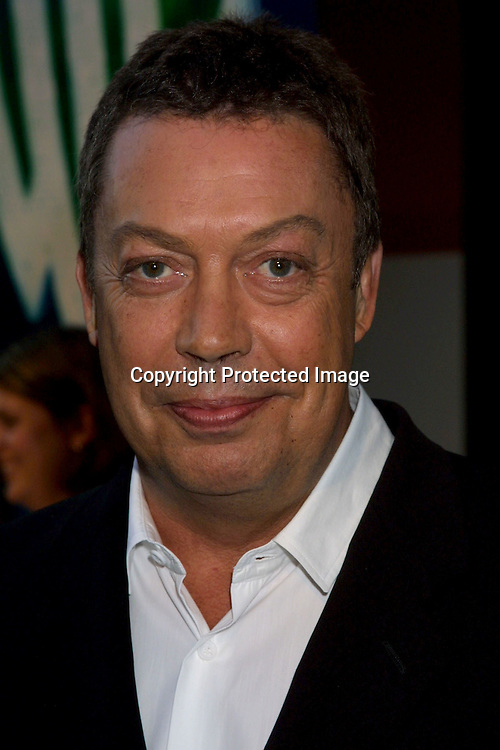 ©2002 KATHY HUTCHINS / HUTCHINS PHOTO.WARNER BROTHER NETWORK 2002 SUMMER PRESS TOUR.JULY 13, 2002 - PARTY.LOS ANGELES,CA.TIM CURRY