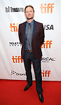 Matt Greenhalgh attend the 'Film Stars Don't Die in Liverpool' premiere during the 2017 Toronto International Film Festival at Roy Thomson Hall on September 12, 2017 in Toronto, Canada.