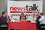 Newstalk Interview in the DHotel