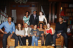 Dulle Hill, Tracie Thoms, Ruben Santiago-Hudson, Lydia L. Diamond (author), Condola Raschad, Rosie Benton, Mekhi Phifer and rest of cast - Broadway's Stick Fly at the Cort Theatre, New York City, New York with after party at 48 Lounge with Alicia Keys and cast - Ruben Santiago-Hudson, Phylicia Rahad (Santa Barbara and OLTL) along with Tracie Thoms, Dulle Hill (Psych), Mekhi Phifer. (Photo by Sue Coflin/Max Photos)
