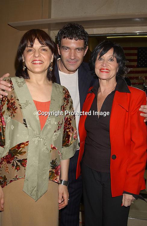 Priscilla Lopez & Chita Rivera & Antonio Banderas