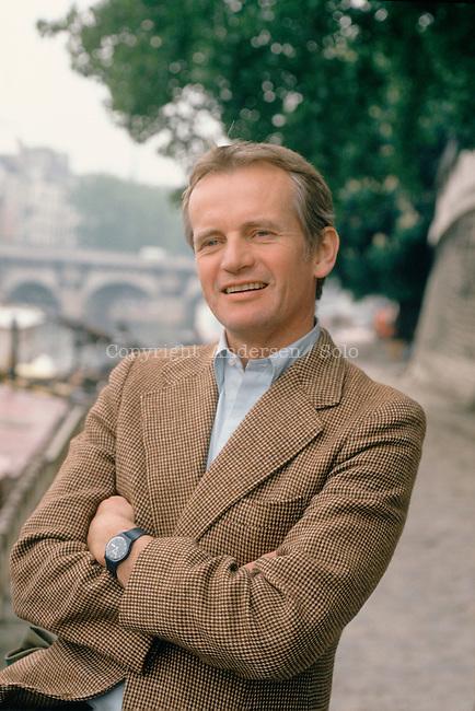 Bruce Chatwinin in 1984.