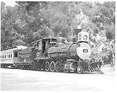 Knotts Berry Farm engine #40, formerly D&amp;RGW #340.<br /> D&amp;RGW  Knotts Berry Farm, Buena Park, CA  Taken by Payne, Andy M. - 8/8/1952