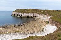 Thornwick Bay, Flamborough Head, North Yorkshire.