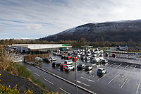 2019 01 23 ASDA supermarket in Ystalyfera, Wales, UK