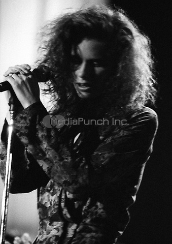Dominion Theatre, London 26 March 1990 Credit: Ian Dickson/MediaPunch