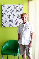 Egon Zippel portrait