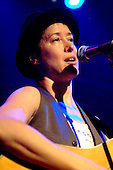 Michelle Shocked - performing live at  the Academy Islington in London UK - 26 Jul 2005.  Photo credit: George Chin/IconicPix