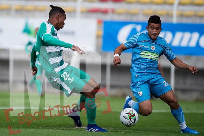 La Equidad venció 2-0 a Jaguares. Fecha 19 Liga Águila II-2019.