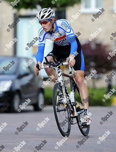 2011-07-08 / Wielrennen / seizoen 2011 / Glen Thijs..Foto: mpics