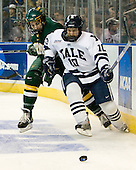 Patrick Cullity (Vermont - 4), Kevin Limbert (Yale - 10) - The University of Vermont Catamounts defeated the Yale University Bulldogs 4-1 in their NCAA East Regional Semi-Final match on Friday, March 27, 2009, at the Bridgeport Arena at Harbor Yard in Bridgeport, Connecticut.