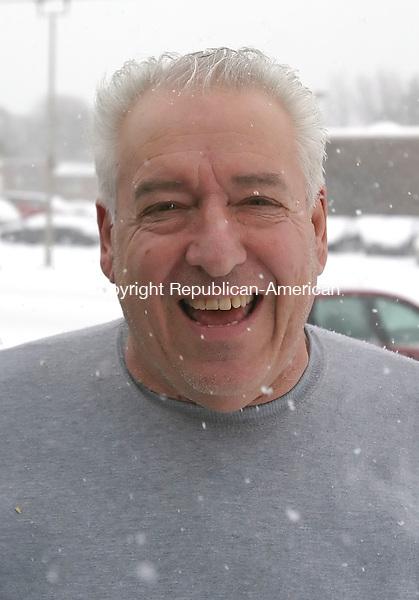 WATERBURY, CT, 03/16/07- 031607BZ02- Nick Capodanno, 67, of Watertown.<br /> Jamison C. Bazinet Republican-American