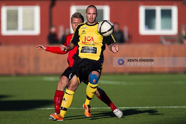 110417 Frejs Robert Talay under fotbollsmatchen i Division 1 Norra mellan Vasalund och Frej den 17 April 2011 i Solna. <br /> Foto: Kenta J&ouml;nsson<br /> Nyckelord: fotboll, division 1, vasalund, frej